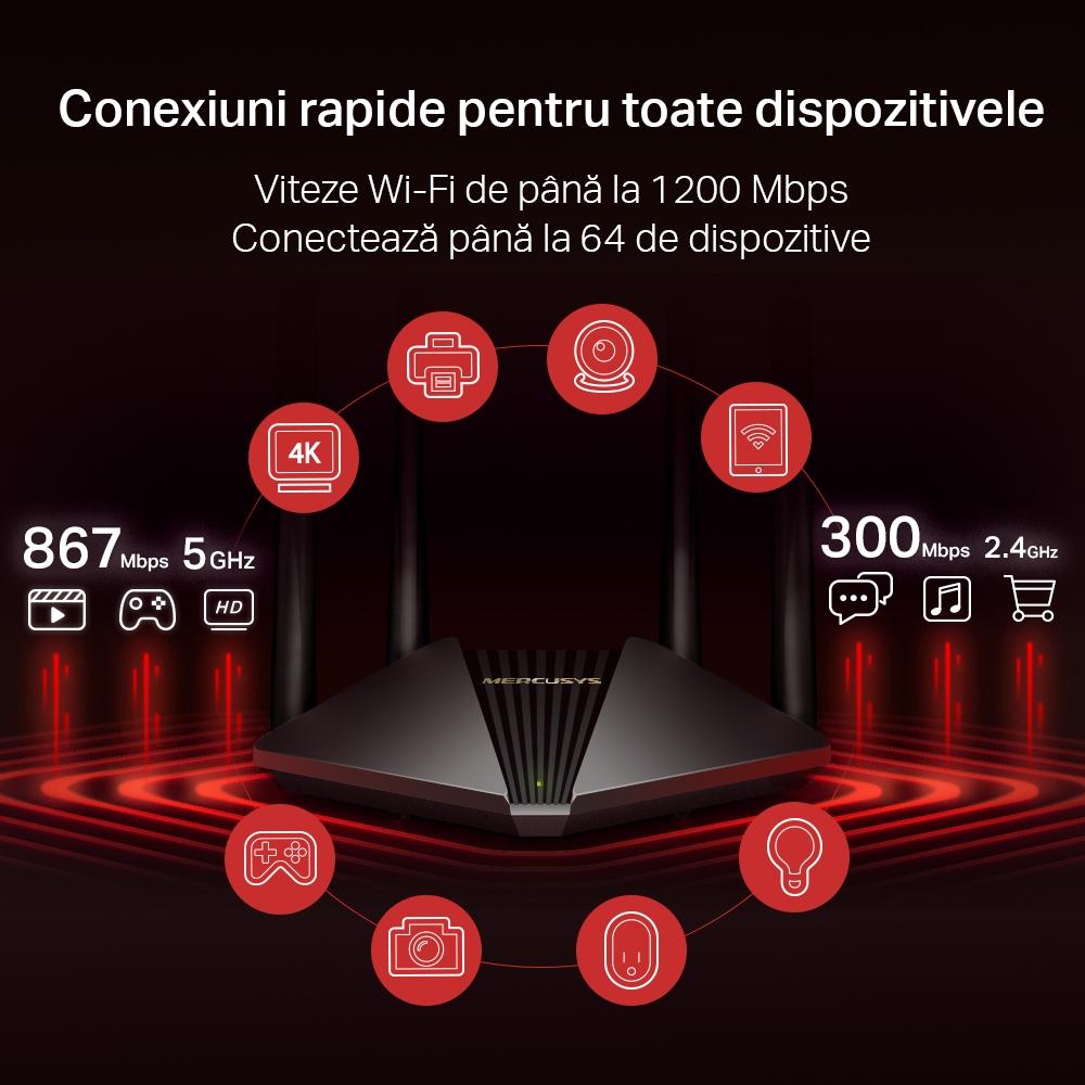 conectări locale rapide)